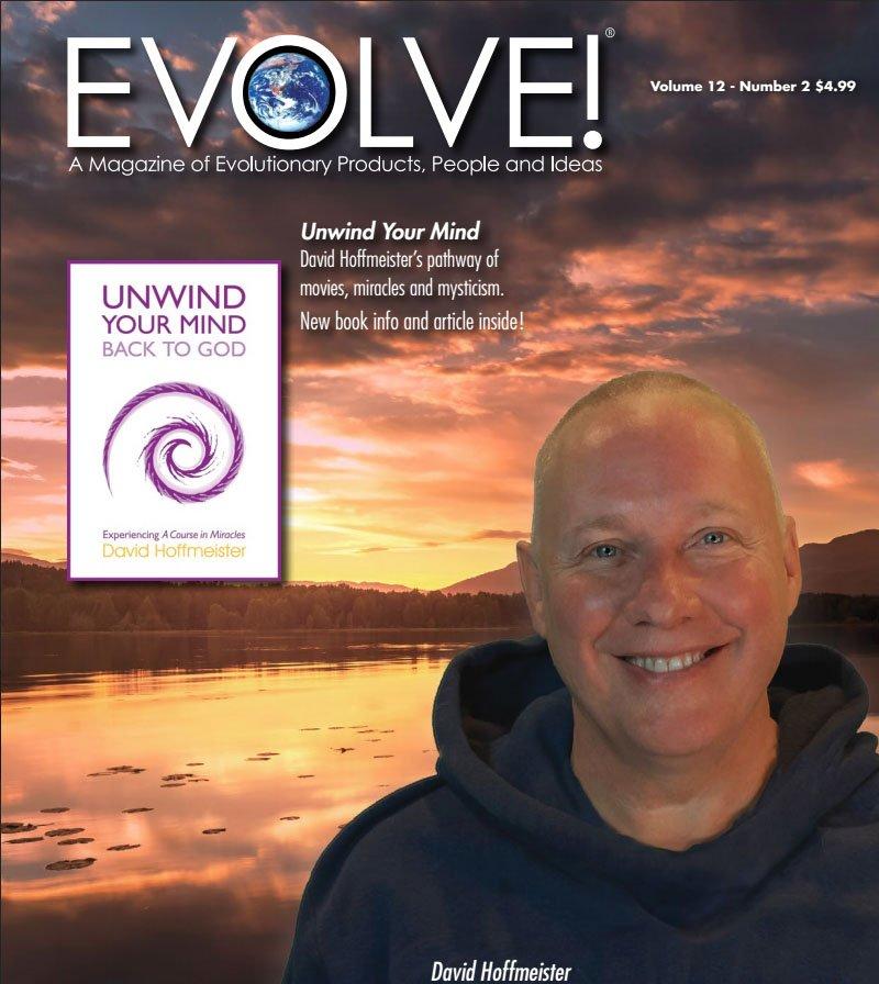 evolveACIM - Magazine Cover