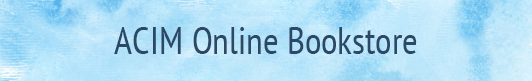 ACIM Online Bookstore Image