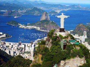 Jesus Statue in Rio de Janeiro, Brazil